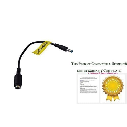 57J49 7.4mm to 4.5mm DC Power Dongle Cable P//N D5G6M 331-9319 for Dell Laptop