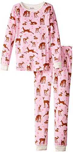 Hatley Little Girls Pajama Overall