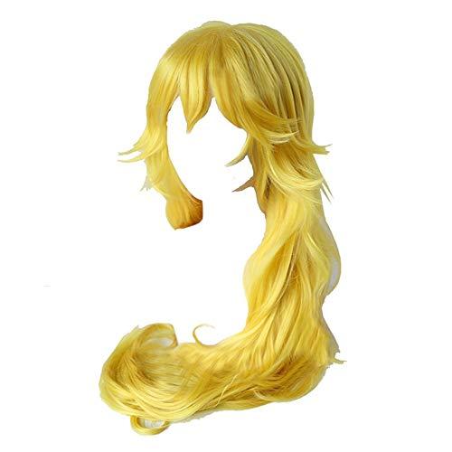 A&C Hero Super Mario Wig Princess Peach Wig