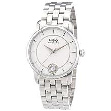 Mido Women's MIDO-M0072071103600 Baroncelli Analog Display Swiss Automatic Silver Watch