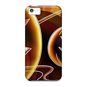 Iphone Cover Case - RRC6690Usdn (compatible With Iphone 5c)