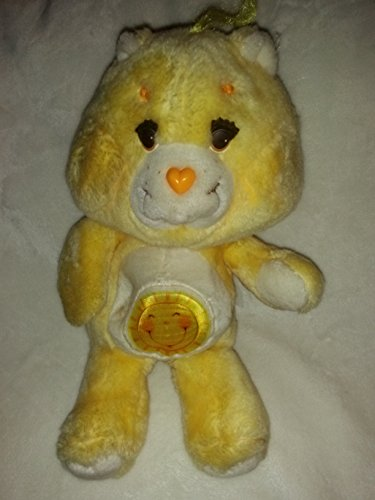 Vintage Care Bear Funshine Bear 1983 By Kenner 13'' Inches