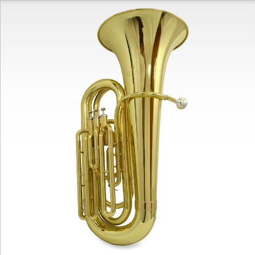 Schiller American Heritage 3-Valve 3/4 Size Bb Piston Tuba