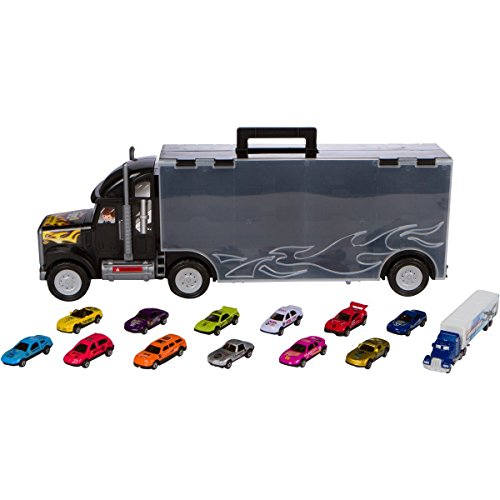 Trucks Boys Toys Age 3 : Big truck carrier toy for boys and girls years old