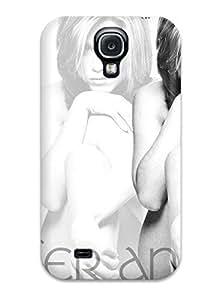 KarenStewart Premium Protective Hard Case For Galaxy S4- Nice Design - Jennifer Aniston Over