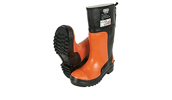 Oregon Yukon II Tamaño 7/41 motosierra botas de seguridad: Amazon.es: Jardín