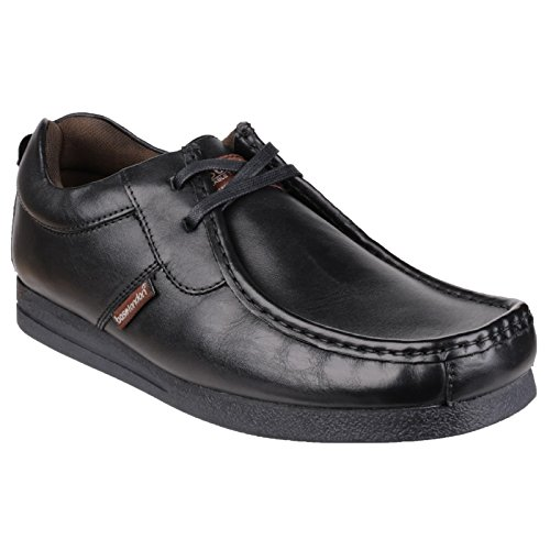 Base Black Storm Zapatos Black London Waxy arq8waE