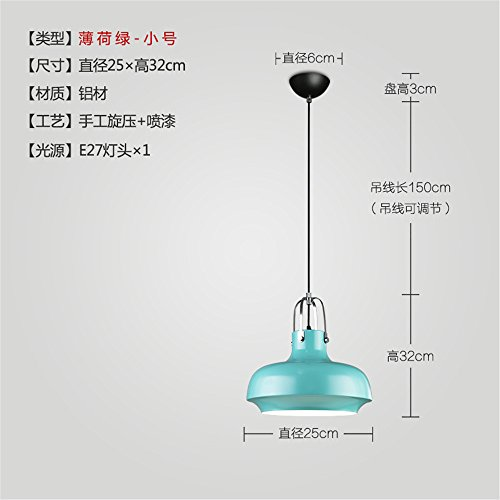 JhyQzyzqj Pendant Lights Chandeliers Ceiling Lights The Nordic Retro Creative Lunch Chandeliers Personalized Living Room Bedroom Bed Lounge, Denmark 3 Single Head Lamps