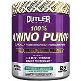 Cheap Cutler Nutrition 100% Amino Pump Muscle Building Formula, Blueberry Lemonade, 9.3 Ounce