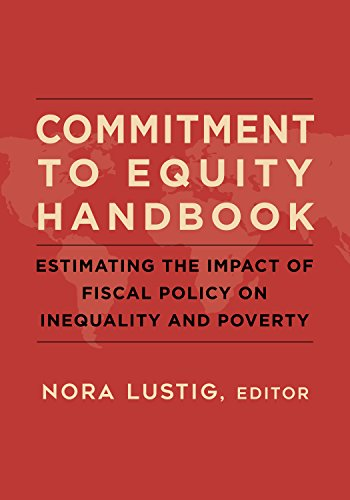Commitment to Equity Handbook: Estimating the Impact of Fiscal Policy on Inequality and Poverty