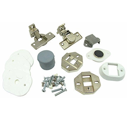 Hotpoint BHWD149UK BHWM129UK1E Washing Machine Cupboard Hotpoint Door Decor Hinge Installation Kit by Hotpoint
