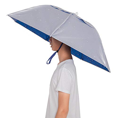 Umbrella Hat with Tighten