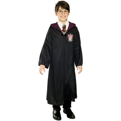 Harry Potter Hogwarts Robes (Hogwarts Robe Costume - Large)