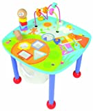 Boikido Wooden Activity Table, Baby & Kids Zone