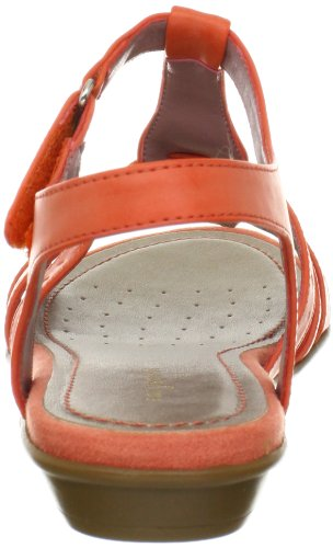 Strap Easy Women's Remember Sandal Spirit Orange T zxBUx1wq