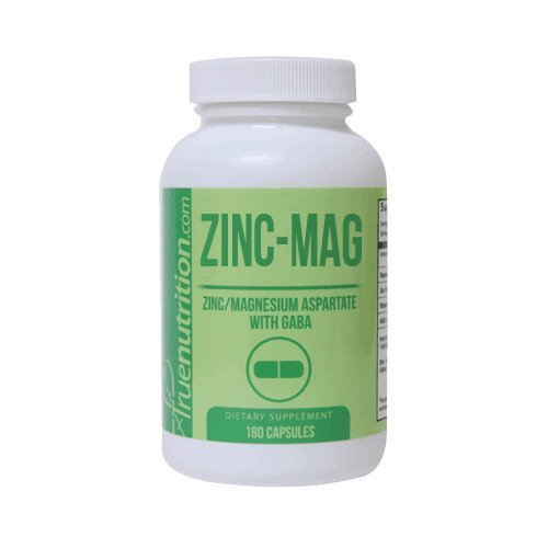 Reliable Nutrition Zinc-Mag 590.5mg Capsules (180 Capsules)