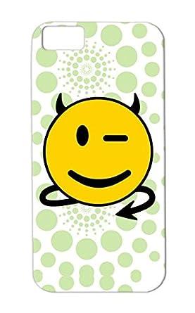 Winking Smiley Devil Smiley Wink Icons Emoticon Smile Demon Horns
