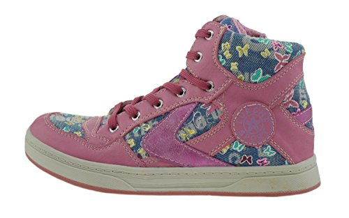 Baskets Bonbon Lurchi Rose Pour Fille vaxx4f