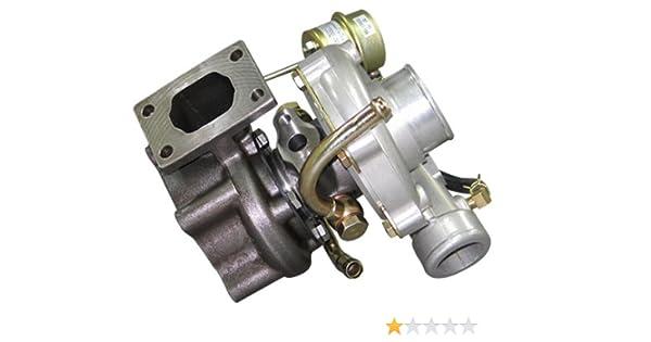 Amazon.com: T28 Turbo Turbocharger + Water Banjo For Prelude Integra Civic Miata Audi: Automotive