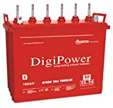 Microtek DIGIPOWER 860 DT 160 AH TALL TUBULAR BATTERY