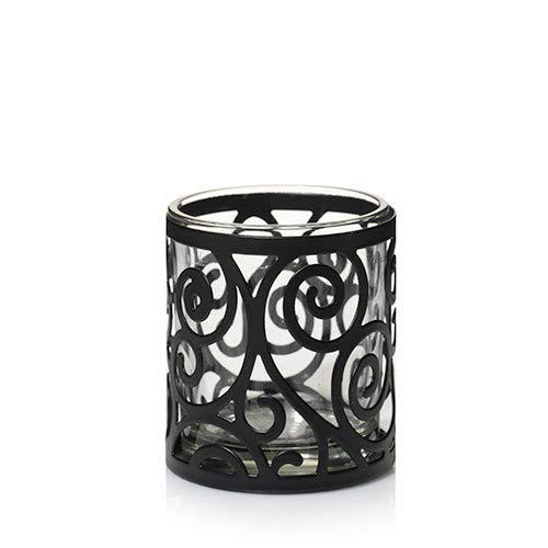 Yankee Candle Scroll Collection Votive Candle Holder