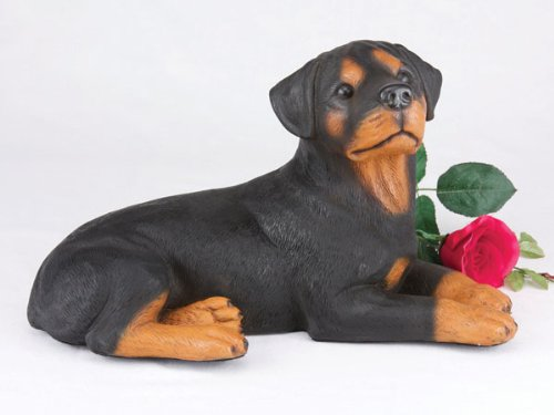 Ever My Pet Companion Rotweiler Dog Pet Urn by Ever My Pet