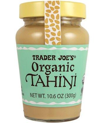 Trader Joes Organic Tahini Butter