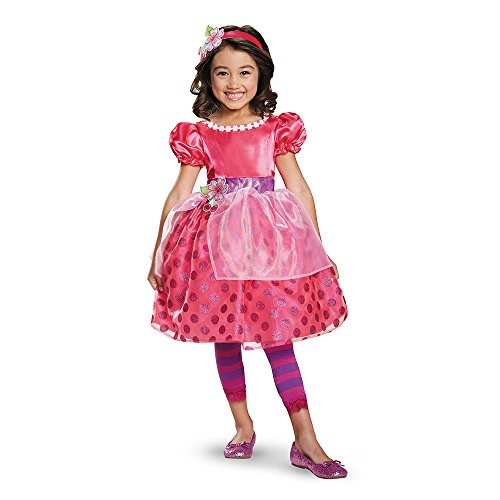 Cherry Headband Costume (Disguise 84485L Cherry Jam Deluxe Costume, Small)