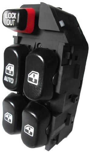 SwitchDoctor Compatible Window Master Control Switch Replacement for 1996-2001 Chevrolet Lumina