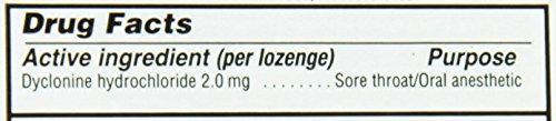 Sucrets Sore Throat Lozenges | Wild Cherry | Pain Relief | 18 CT by Sucrets (Image #1)