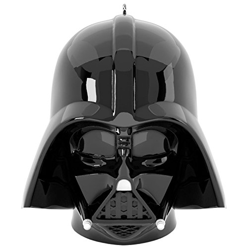 Hallmark Keepsake 2017 Star Wars Darth Vader Helmet Sound Christmas Ornament (Cool Movie Quotes)