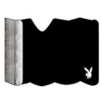 Amazon.fr : Playboy PB-810022 Pare-Soleil Voiture Noir Rideau ...