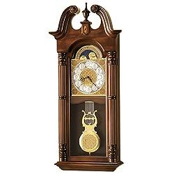 Howard Miller 620-226 Maxwell Wall Clock   Howard Miller