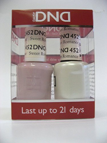 DND Gel & Matching Polish Set #452 - Sweet Romance. Buy 5 an