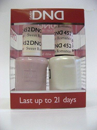 DND Gel & Matching Polish Set #452 - Sweet Romance. Buy 5 an