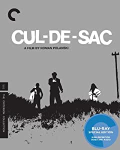 Cul-de-sac (The Criterion Collection) [Blu-ray]