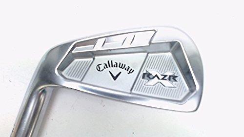 Callaway Razr X Forged Single Iron 4 Iron Steel Stiff Left 38.5 in