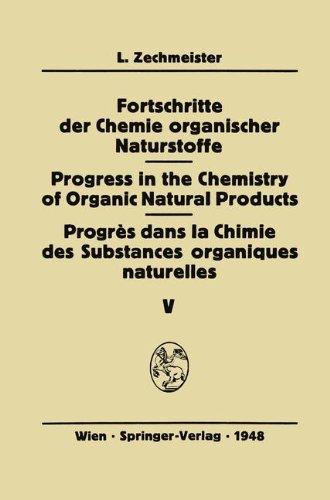 Geiger Of Austria (Fortschritte der Chemie organischer Naturstoffe / Progress in the Chemistry of Organic Natural Products / Progrès Dans La Chimie Des Substances Organiques Naturelles (English and German Edition))