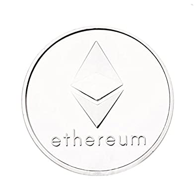 Ethereum Collectible Coin - Physical Gift Non-currency Copy