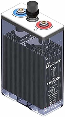 Elemento estacionario 5 OPzS 350 MASTER BATTERY 2V 525Ah C100