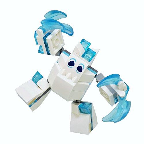 LEGO Frozen: Marshmallow Minifigure]()