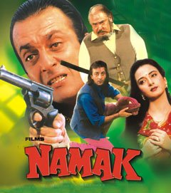 Namak 1996 Hindi Movie 720p HEVC HDRip 800MB