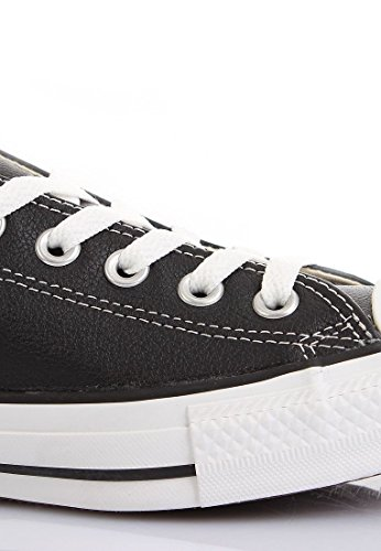 Converse Lederchucks - CT OX 132174C - Black