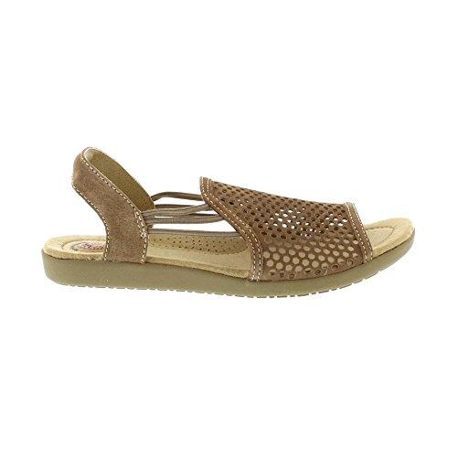 ... Esprit De La Terre Longue Plage - Mélasse (beige) Sandales Féminines ...