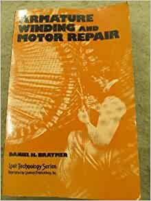 armature winding and motor repair pdf
