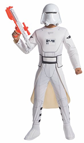 Rubie's Costume Star Wars Episode VII: The Force Awakens Deluxe Snowtrooper Child Costume, ()