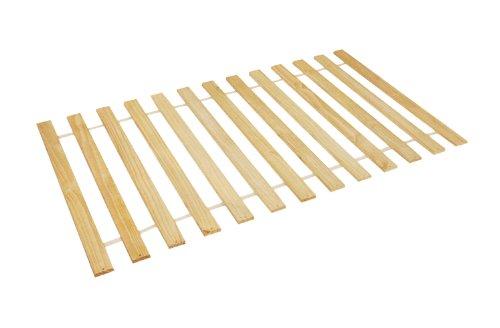 Twin Size Bunkie Board Bunky Bed Slat Support & Steel Mattress Rails Frame
