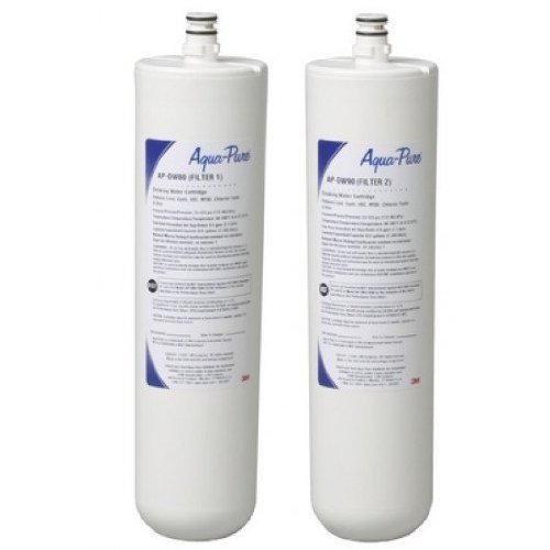 Aquapure Co Apdws8090 Replacement Catridges F/Dws1000 by AquaPure