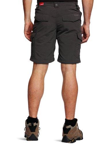 Nosilife Oscuro Para Pantalones Marrón Hombre De Negro Senderismo Craghoppers Color dnOx84gdI