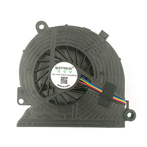 Cooler Para Hp 18 All-in-one 18-1200 18-1200cx 18-1000 Series 4-pin 4-cables 6033b0026501 Dfs651312cc0t 739393-001 6033b